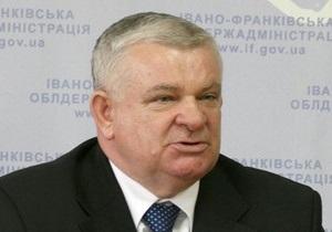 Ивано-франковский губернатор опроверг слухи об отставке: Я буду работать с Януковичем до 2020 года