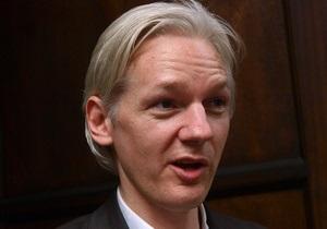 Нововсти WikiLeaks - Основатель WikiLeaks поделился успехами на политическом поприще