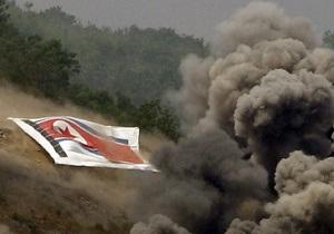 Северная Корея обвиняет Сеул в попытке разрушить памятники лидерам КНДР