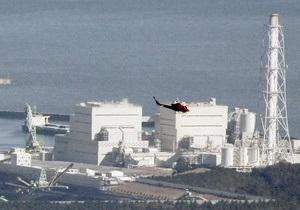 На трех реакторах Фукусимы-1 приостановлена подача охлаждающей воды