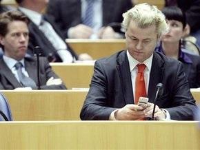 В Европарламент прошла партия, лидер которой снял антиисламский фильм