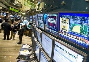 Украинские биржи закрылись снижением индексов