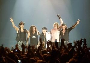 Scorpions дадут прощальные концерты в Киеве и Одессе