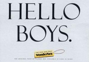 Hello Boys. Названы самые знаковые бюстгальтеры всех времен