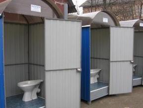 В Киеве появится больше общественных туалетов