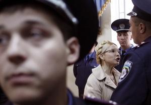 Зампред фракции БЮТ: Власть пытается физически уничтожить Тимошенко в СИЗО