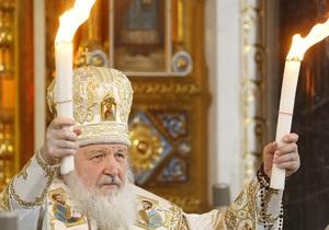 Патриарх Кирилл готовит визит в Донецкую область