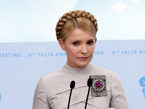 Вместо открытия дороги под Киевом, Тимошенко поехала открывать трассу под Ровно