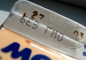 Кабмин предлагает отменить маркировку продуктов без ГМО