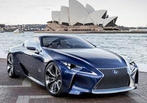 Lexus представил свой мощнейший гибрид