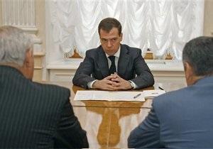 Медведев посоветовал депутатам Госдумы, пропускающим заседания,  гулять в другом месте
