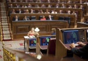 Еврогруппа обеспокоена срывом плана экономии в Испании второй год подряд