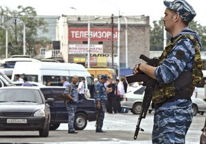 В Грозном произошел двойной теракт (обновлено)