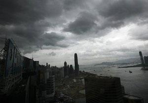 При облаве на гонконгские Триады были арестованы 90 человек