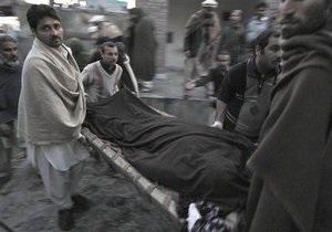 В Пакистане более 30-ти человек погибли при атаке талибов