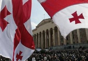 В Грузии после допроса задержали бывшего замглавы МВД