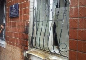 Врадиевка - Украинский поселок объявил войну милиции