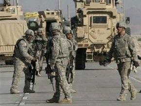 Афганский солдат убил двух военнослужащих коалиции и застрелился