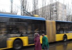 Столичные перевозчики обвинили Киевпастранс в упадке общественного транспорта
