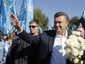 Янукович: 80% украинцев считают, что власть должна уйти в отставку