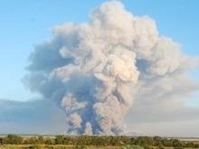 Взрывы в Лозовой участились из-за повышения температуры
