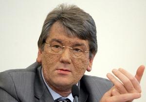 Москаль просит возбудить уголовное дело против Ющенко за  ложное сообщение об отравлении
