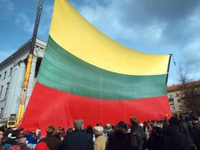 В Литве приведен к присяге новый кабинет министров