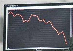Украинский фондовый рынок торгуется в отрицательной зоне