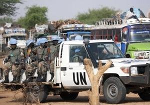 Захваченные повстанцами сотрудники миссии ООН в Дарфуре освобождены