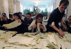 Партия регионов - выборы - местные выборы - Ялта - Васильков - На промежуточных выборах в шести городах одержали победу кандидаты-регионалы - ПР