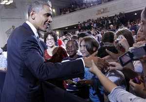 Обама призвал школьников ценить свои отличия и уважать чужие