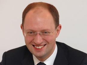 Яценюк: Мне не повезло - я не еврей