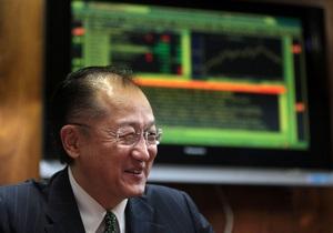 Президентом Всемирного банка станет Джим Ен Ким