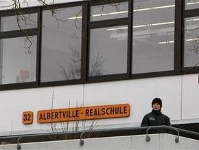 Полиция задержала подозреваемого в стрельбе в немецкой школе