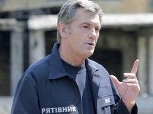 Ющенко объяснил депутатам Европарламента, почему отменил встречу