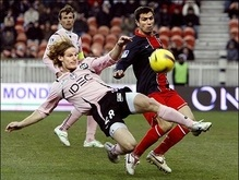Французская Лига 1: Гостевая победа парижан