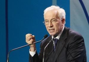 Азаров призвал не  экспортировать мозги  из Украины