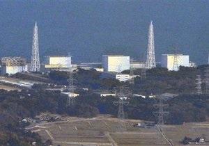 Над Фукусимой-1 начнут распыление специальной смолы