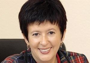 Лутковская обещает в случае избрания ее омбудсменом сделать эту должность аполитичной