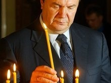 Вместо военного парада Янукович посетит Лавру