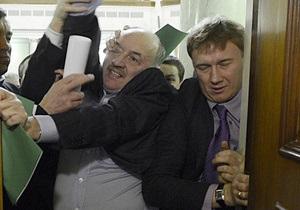 Табалов заявил, что войдет в Батьківщину, если Яценюк покинет пост ее председателя