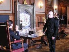 В Крыму снимают фильм о Гамлете
