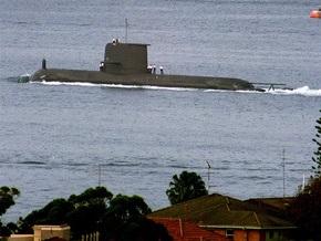 Одна из двух действующих подлодок Австралии вышла из строя