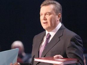 Янукович не видит возможности преодолеть разногласия с БЮТ