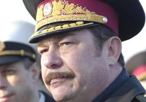 Кузьмук готов возглавить Министерство обороны