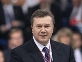 Янукович поздравил митрополита Кирилла с избранием его новым главой РПЦ