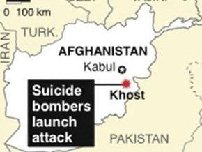 Теракт в Афганистане: среди пострадавших 98 детей