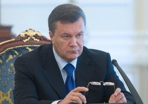 В Администрации Президента рассказали, зачем Янукович едет во Францию