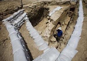 В Иерусалиме археологи раскопали средневековый акведук
