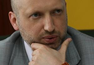 Турчинов: Газовый блицкриг Азарова провалился
